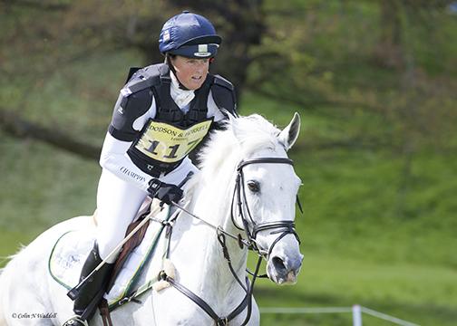 chatsworth horse trials